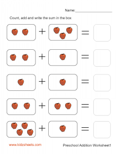 Counting and Adding