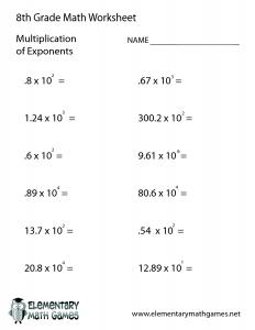 8th Grade Math Problems